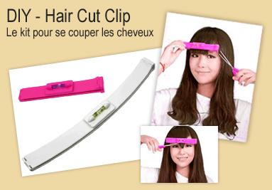 Hair Cut Clip - DIY
