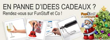 Des idées cadeaux sur FunStuff et Compagnie