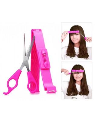 Bangs cut clip le kit pour se couper la frange