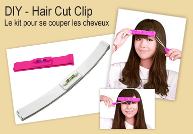 Hair Cut Clip - DIY